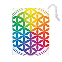 Heart Energy Medicine Drawstring Pouches (extra Large)