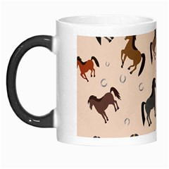 Horses For Courses Pattern Morph Mugs