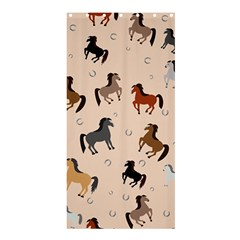 Horses For Courses Pattern Shower Curtain 36  X 72  (stall)  by BangZart
