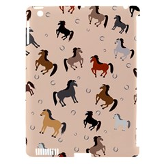 Horses For Courses Pattern Apple Ipad 3/4 Hardshell Case (compatible With Smart Cover) by BangZart