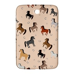 Horses For Courses Pattern Samsung Galaxy Note 8 0 N5100 Hardshell Case  by BangZart