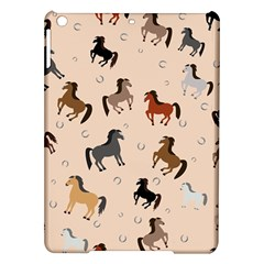 Horses For Courses Pattern Ipad Air Hardshell Cases by BangZart