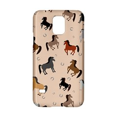 Horses For Courses Pattern Samsung Galaxy S5 Hardshell Case  by BangZart