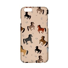 Horses For Courses Pattern Apple Iphone 6/6s Hardshell Case by BangZart