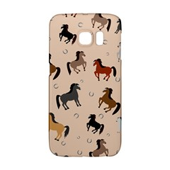 Horses For Courses Pattern Galaxy S6 Edge by BangZart