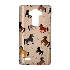 Horses For Courses Pattern Lg G4 Hardshell Case by BangZart