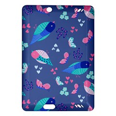 Birds And Butterflies Amazon Kindle Fire Hd (2013) Hardshell Case by BangZart