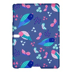 Birds And Butterflies Samsung Galaxy Tab S (10 5 ) Hardshell Case  by BangZart
