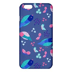 Birds And Butterflies Iphone 6 Plus/6s Plus Tpu Case by BangZart