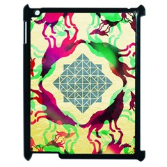 Several Wolves Album Apple Ipad 2 Case (black) by BangZart