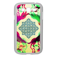 Several Wolves Album Samsung Galaxy Grand Duos I9082 Case (white)