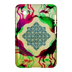 Several Wolves Album Samsung Galaxy Tab 2 (7 ) P3100 Hardshell Case  by BangZart