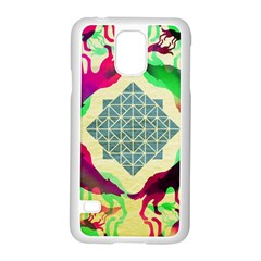 Several Wolves Album Samsung Galaxy S5 Case (white) by BangZart