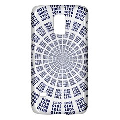 Illustration Binary Null One Figure Abstract Galaxy S5 Mini