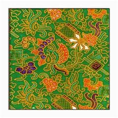 Art Batik The Traditional Fabric Medium Glasses Cloth (2 Side) by BangZart