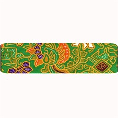 Art Batik The Traditional Fabric Large Bar Mats by BangZart