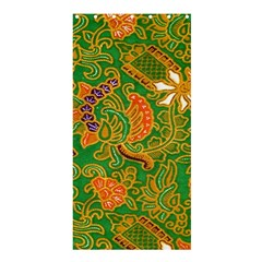 Art Batik The Traditional Fabric Shower Curtain 36  X 72  (stall)  by BangZart