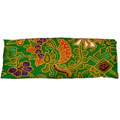 Art Batik The Traditional Fabric Body Pillow Case Dakimakura (two Sides)