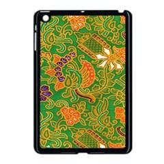 Art Batik The Traditional Fabric Apple Ipad Mini Case (black) by BangZart