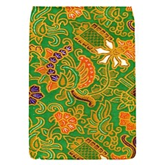 Art Batik The Traditional Fabric Flap Covers (s)  by BangZart