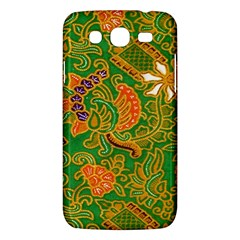 Art Batik The Traditional Fabric Samsung Galaxy Mega 5 8 I9152 Hardshell Case  by BangZart