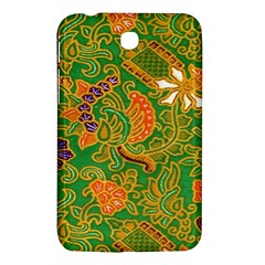 Art Batik The Traditional Fabric Samsung Galaxy Tab 3 (7 ) P3200 Hardshell Case  by BangZart