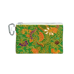 Art Batik The Traditional Fabric Canvas Cosmetic Bag (s) by BangZart