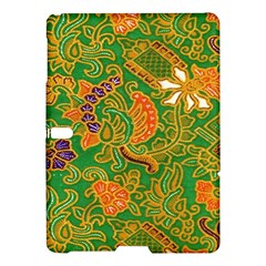 Art Batik The Traditional Fabric Samsung Galaxy Tab S (10 5 ) Hardshell Case  by BangZart