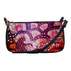 Colorful Art Traditional Batik Pattern Shoulder Clutch Bags
