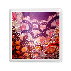 Colorful Art Traditional Batik Pattern Memory Card Reader (square)  by BangZart