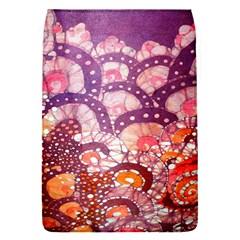 Colorful Art Traditional Batik Pattern Flap Covers (s)