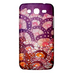 Colorful Art Traditional Batik Pattern Samsung Galaxy Mega 5 8 I9152 Hardshell Case  by BangZart