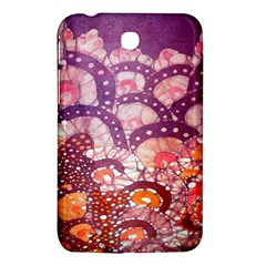 Colorful Art Traditional Batik Pattern Samsung Galaxy Tab 3 (7 ) P3200 Hardshell Case  by BangZart