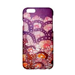 Colorful Art Traditional Batik Pattern Apple Iphone 6/6s Hardshell Case by BangZart