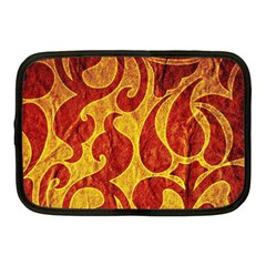 Abstract Pattern Netbook Case (medium)  by BangZart