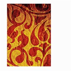 Abstract Pattern Large Garden Flag (two Sides) by BangZart