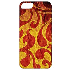 Abstract Pattern Apple Iphone 5 Classic Hardshell Case by BangZart