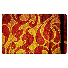 Abstract Pattern Apple Ipad 2 Flip Case by BangZart