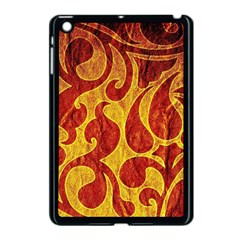 Abstract Pattern Apple Ipad Mini Case (black)