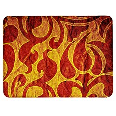 Abstract Pattern Samsung Galaxy Tab 7  P1000 Flip Case