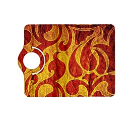 Abstract Pattern Kindle Fire Hd (2013) Flip 360 Case by BangZart