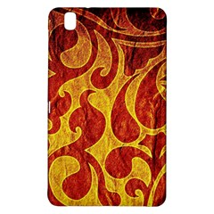 Abstract Pattern Samsung Galaxy Tab Pro 8 4 Hardshell Case by BangZart