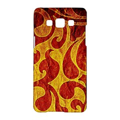 Abstract Pattern Samsung Galaxy A5 Hardshell Case