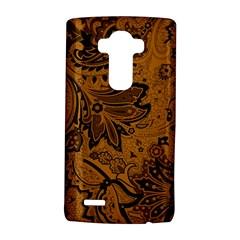 Art Traditional Batik Flower Pattern Lg G4 Hardshell Case by BangZart