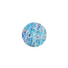 Art Batik Flowers Pattern 1  Mini Buttons by BangZart