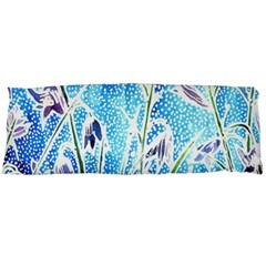 Art Batik Flowers Pattern Body Pillow Case Dakimakura (two Sides) by BangZart
