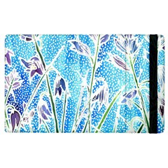 Art Batik Flowers Pattern Apple Ipad 3/4 Flip Case by BangZart