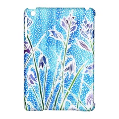 Art Batik Flowers Pattern Apple Ipad Mini Hardshell Case (compatible With Smart Cover) by BangZart