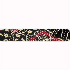 Art Batik Pattern Small Bar Mats