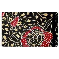 Art Batik Pattern Apple Ipad 3/4 Flip Case by BangZart
